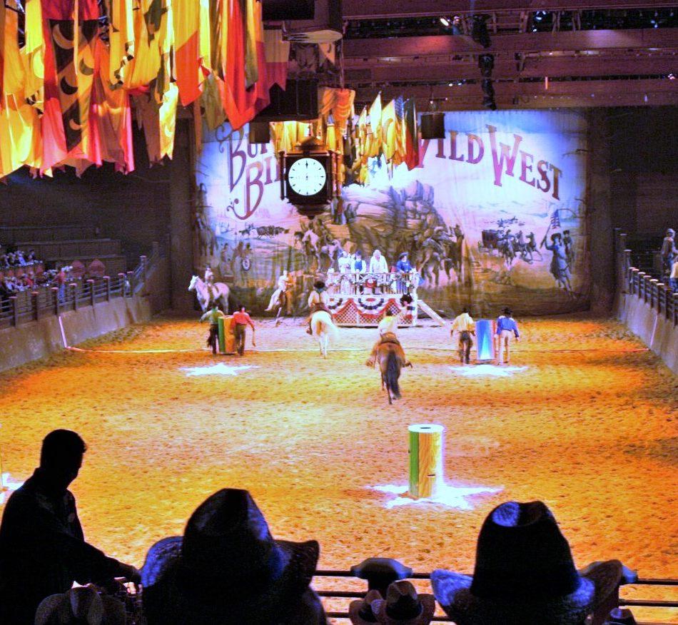 blog disney wild west show