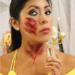 tuto makeup belle halloween